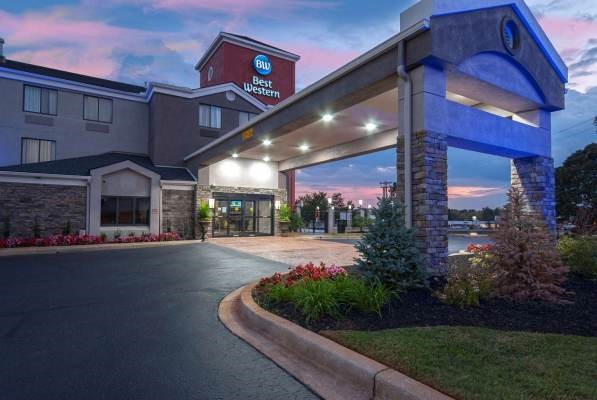 Best Western Travelers Rest